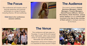 Schools NE SBM Conference 2019
