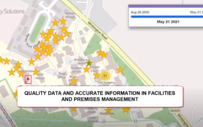 Quality data and accurate information in facilities management