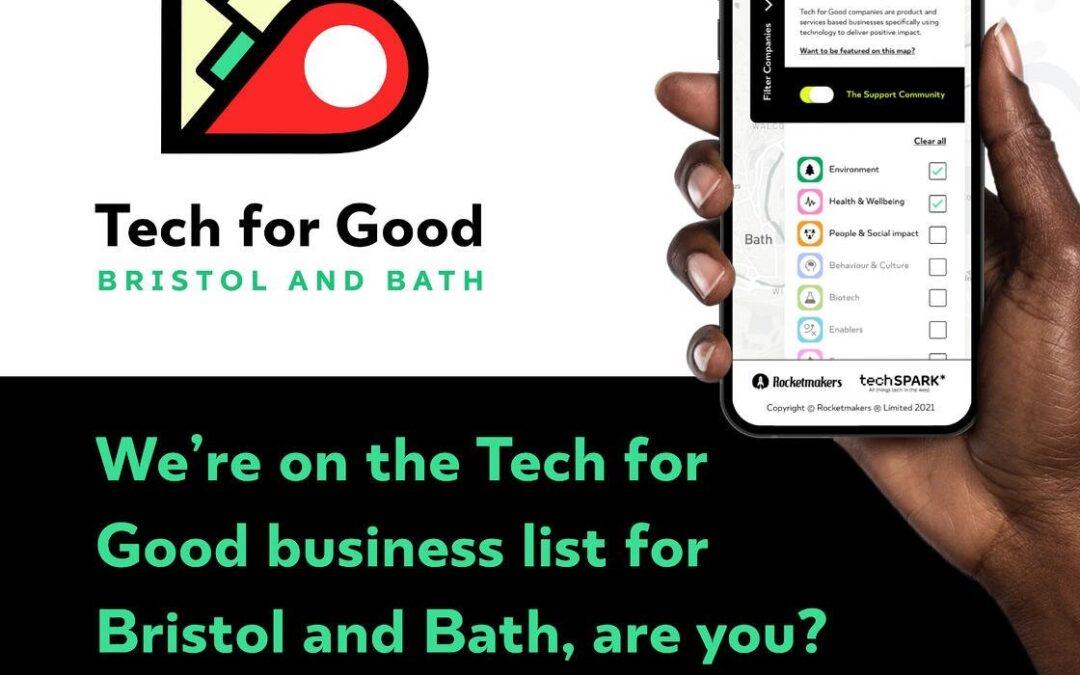 Tech for Good website features Altuity